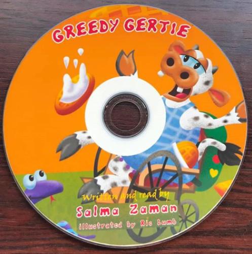 Greedy Gertie CD